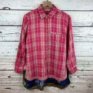 Soft Surroundings Kaolin Shirt